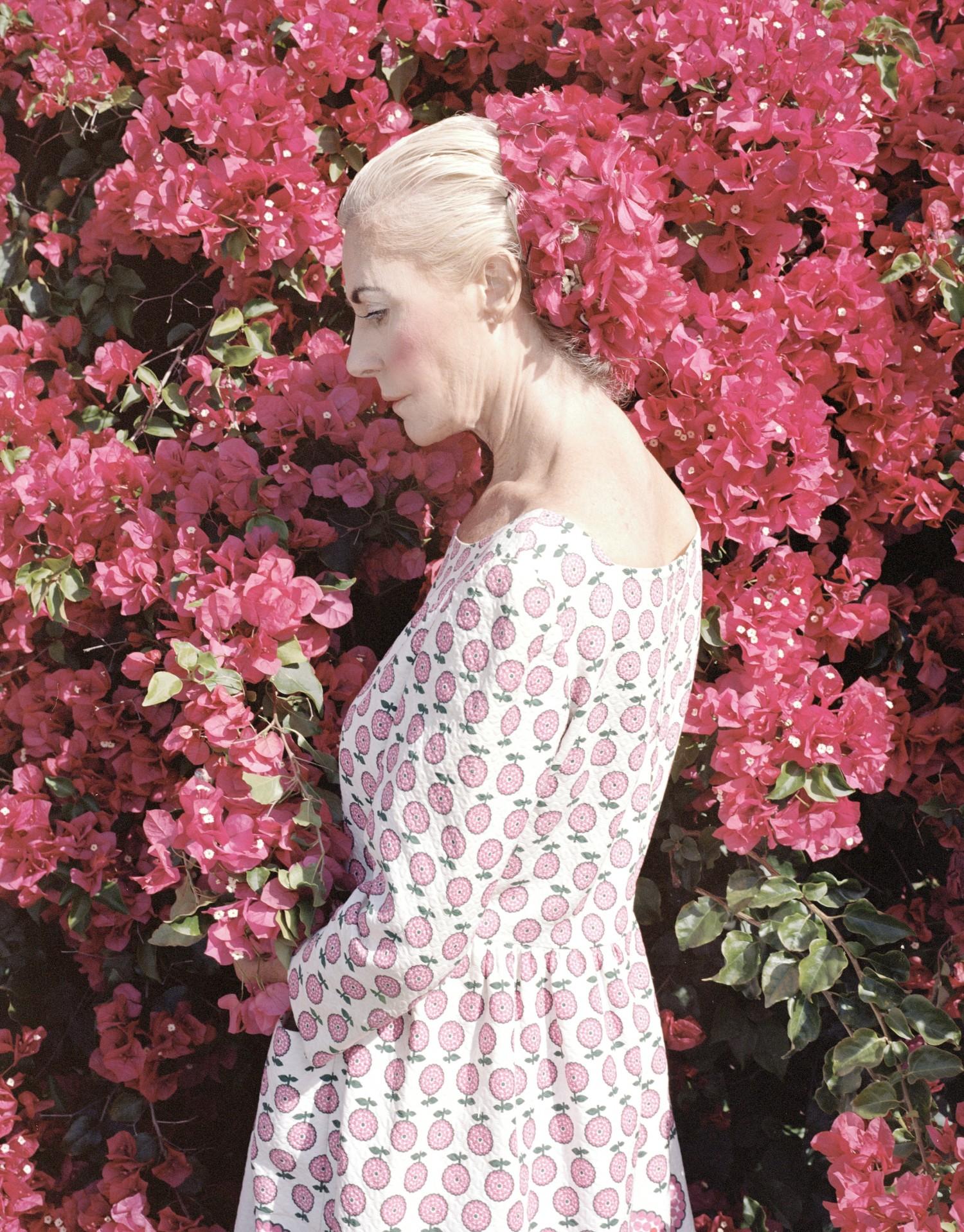 Berry Blossoms Blue - © Alexia Cayre